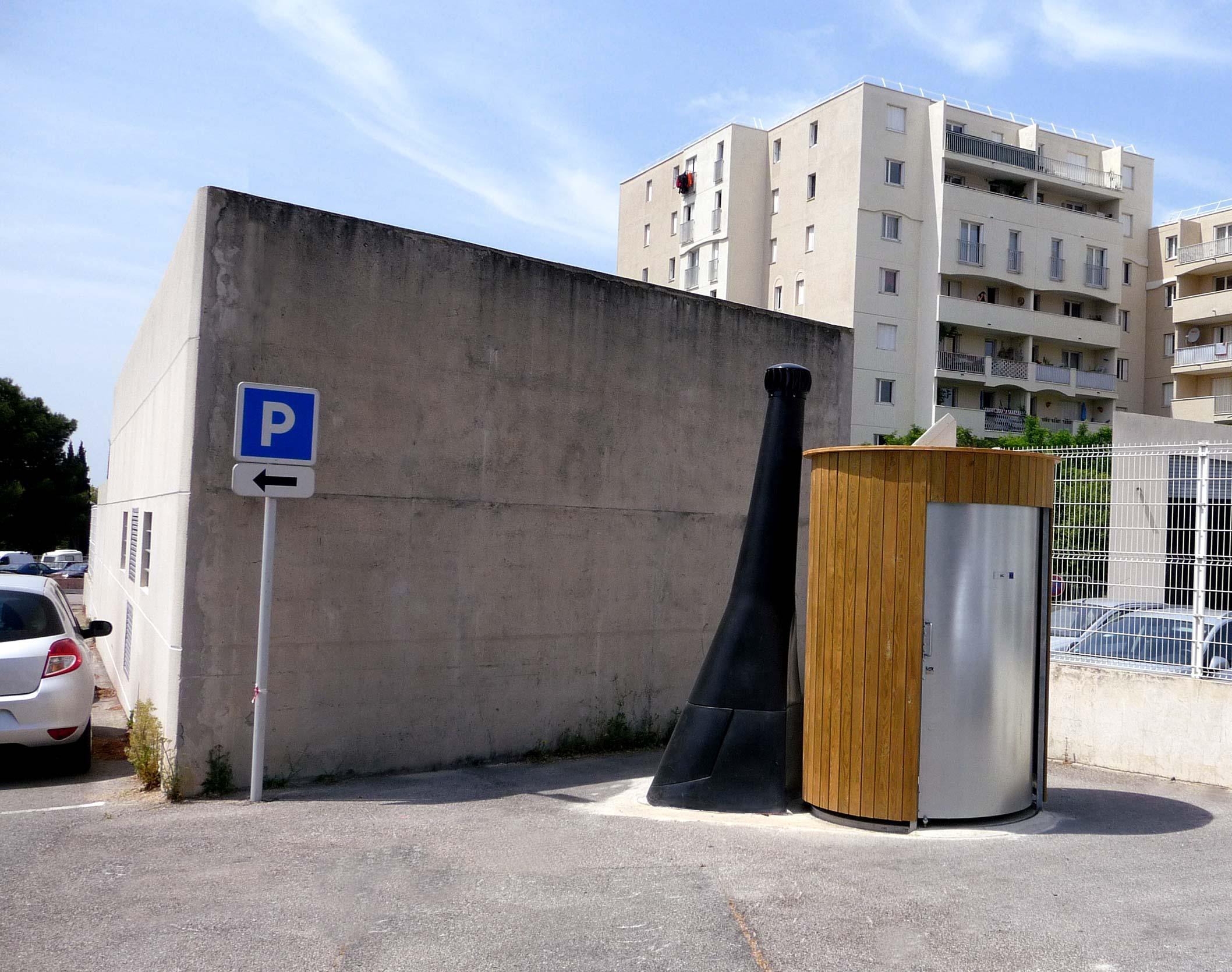 Comune Di Lana Bz il sistema di toilette autonoma a secco